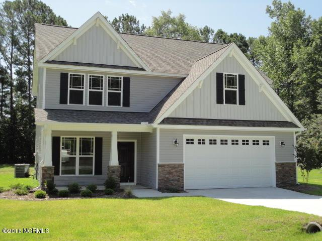 510 Park Meadows Drive, Newport, NC 28570 (MLS #100021321) :: Century 21 Sweyer & Associates