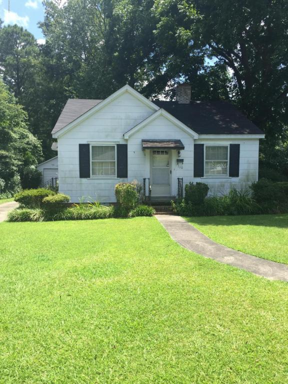 710 Jones Avenue, Kinston, NC 28501 (MLS #100021503) :: Century 21 Sweyer & Associates