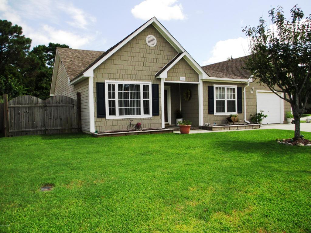 915 Brewster Lane, Wilmington, NC 28412 (MLS #100021566) :: Century 21 Sweyer & Associates
