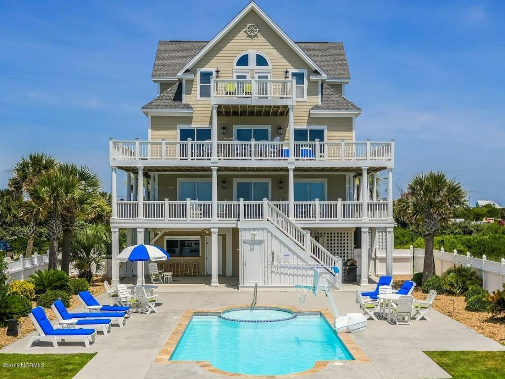 764 New River Inlet Road, North Topsail Beach, NC 28460 (MLS #100021567) :: Century 21 Sweyer & Associates
