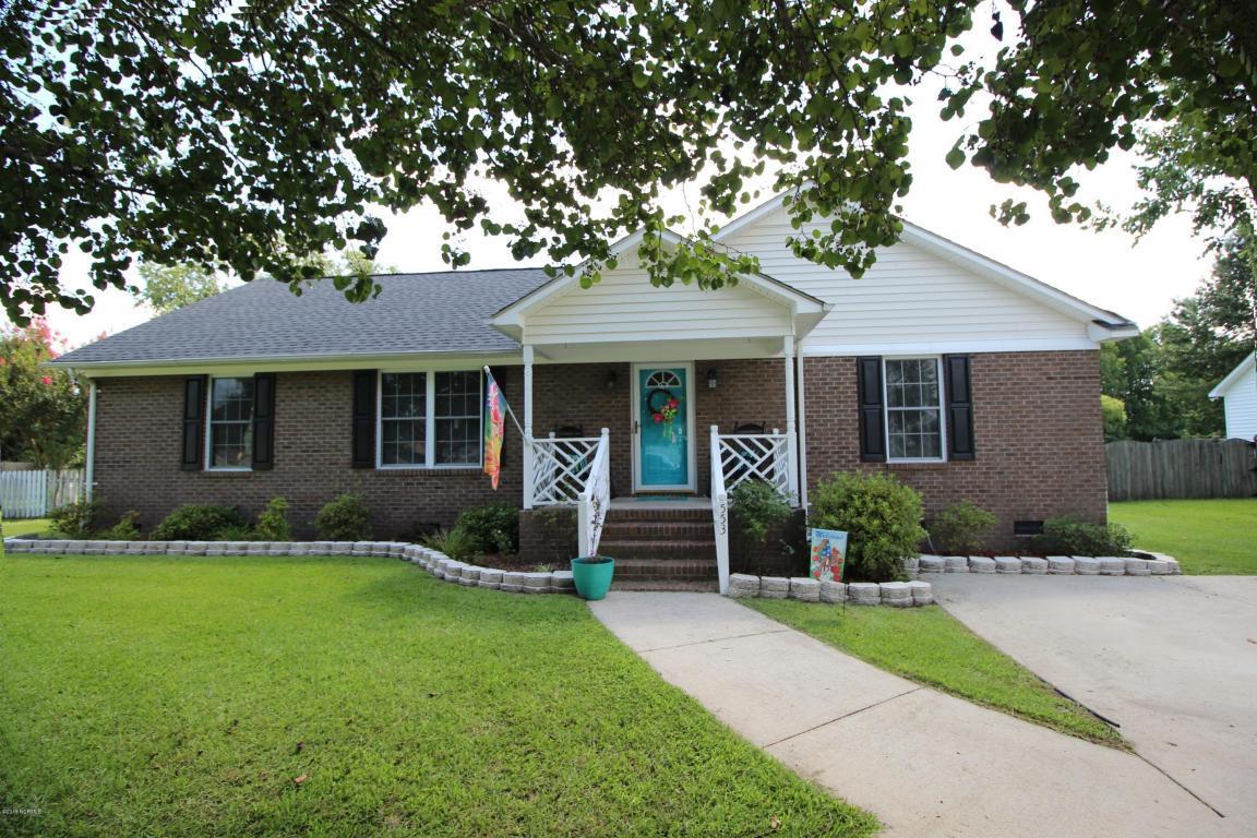 553 Shadow Ridge Drive, Winterville, NC 28590 (MLS #100021651) :: Century 21 Sweyer & Associates