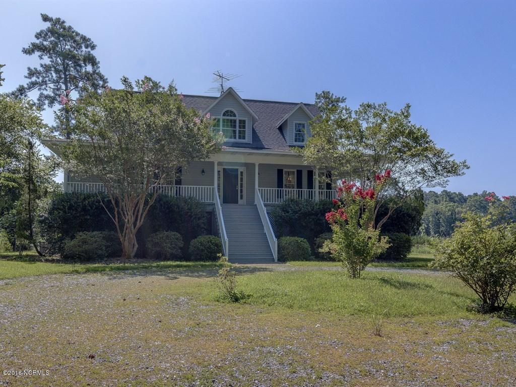 772 Bent Tree Road, Oriental, NC 28571 (MLS #100021812) :: Century 21 Sweyer & Associates