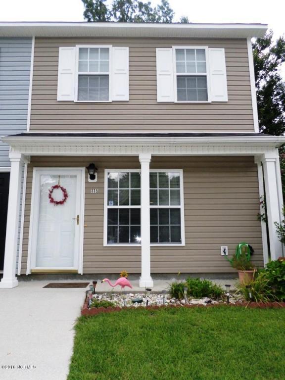 335 Bracken Place, Jacksonville, NC 28540 (MLS #100021867) :: Century 21 Sweyer & Associates