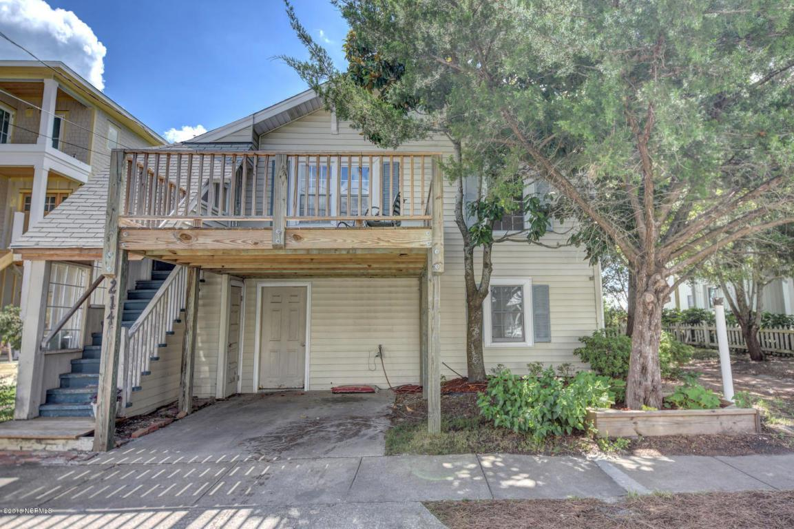 214 N Channel Drive N, Wrightsville Beach, NC 28480 (MLS #100021889) :: Century 21 Sweyer & Associates