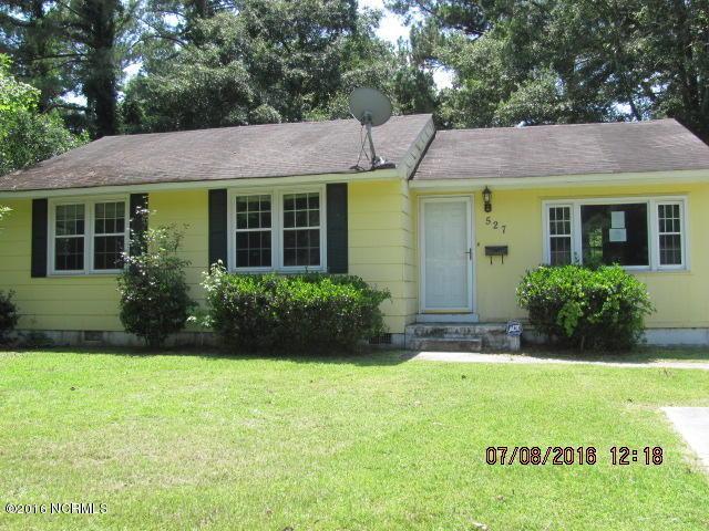 527 Henderson Drive, Jacksonville, NC 28540 (MLS #100021939) :: Century 21 Sweyer & Associates
