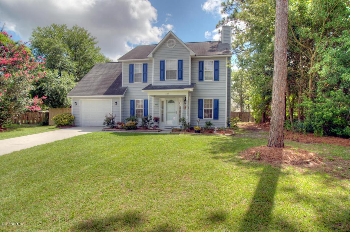 606 Everbreeze Lane, Wilmington, NC 28411 (MLS #100021962) :: Century 21 Sweyer & Associates