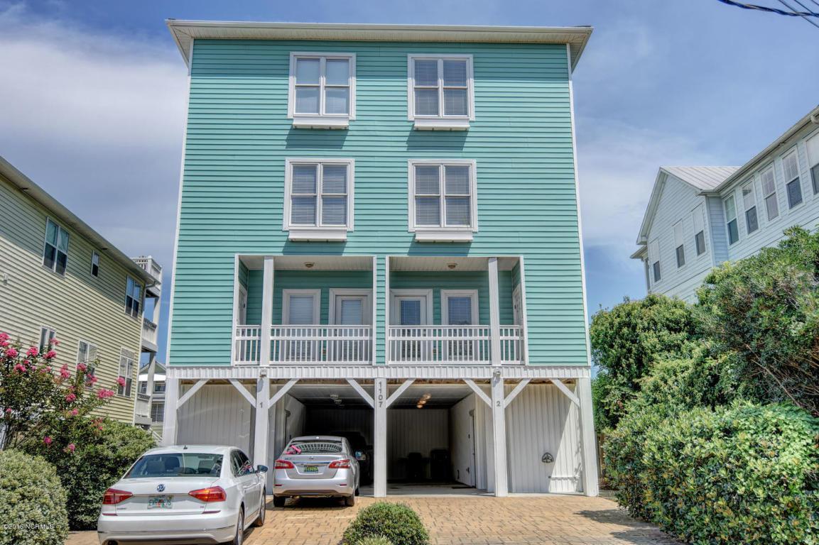 1107 Bowfin Lane #2, Carolina Beach, NC 28428 (MLS #100022025) :: Century 21 Sweyer & Associates