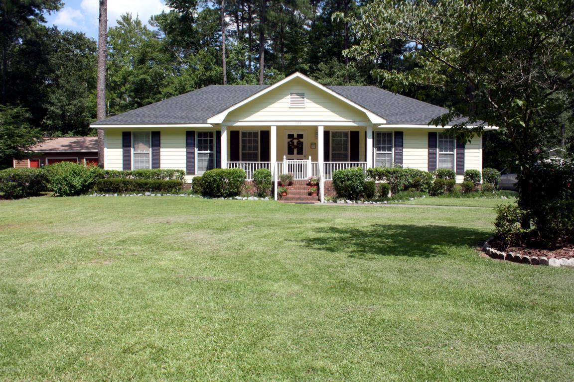 109 S Baywood Lane, Greenville, NC 27834 (MLS #100022156) :: Century 21 Sweyer & Associates