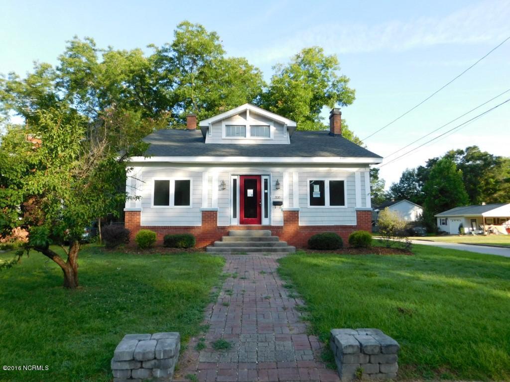 320 N Charlotte Street, Washington, NC 27889 (MLS #100022159) :: Century 21 Sweyer & Associates