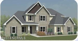 101 Burrington Lane, Jacksonville, NC 28546 (MLS #100022213) :: Century 21 Sweyer & Associates