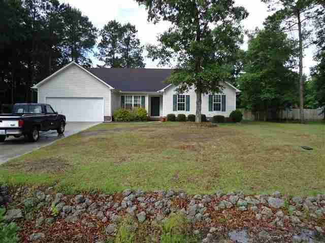 103 Black Walnut Drive, Richlands, NC 28574 (MLS #100022219) :: Century 21 Sweyer & Associates