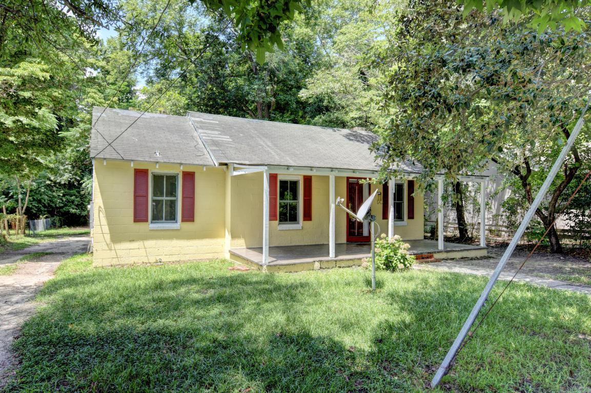 418 Mercer Avenue, Wilmington, NC 28403 (MLS #100022252) :: Century 21 Sweyer & Associates