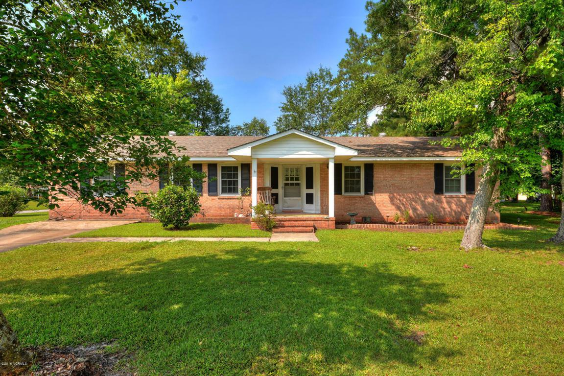 24 Edith Drive, Jacksonville, NC 28540 (MLS #100022289) :: Century 21 Sweyer & Associates