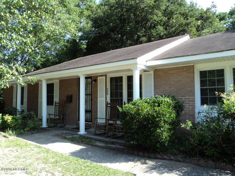 129 El Ogden Drive, Wilmington, NC 28411 (MLS #100022376) :: Century 21 Sweyer & Associates