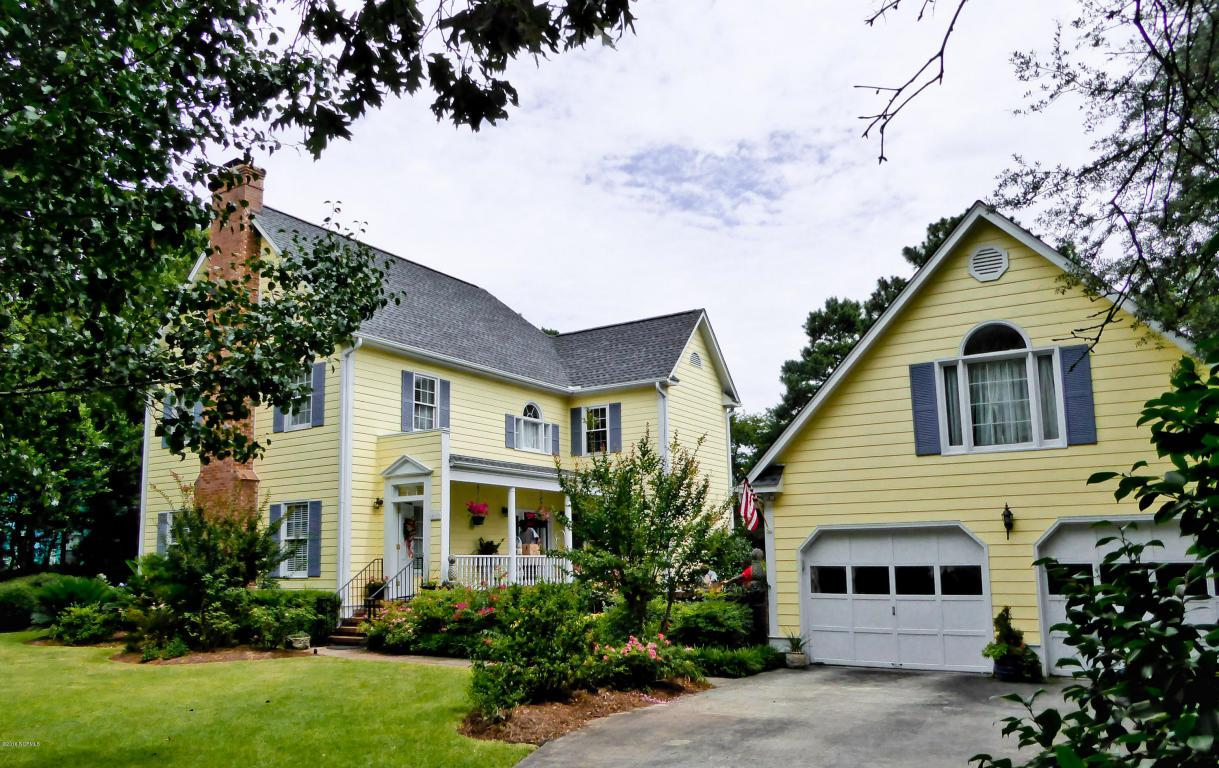 4617 Tall Tree Lane, Wilmington, NC 28409 (MLS #100022378) :: Century 21 Sweyer & Associates
