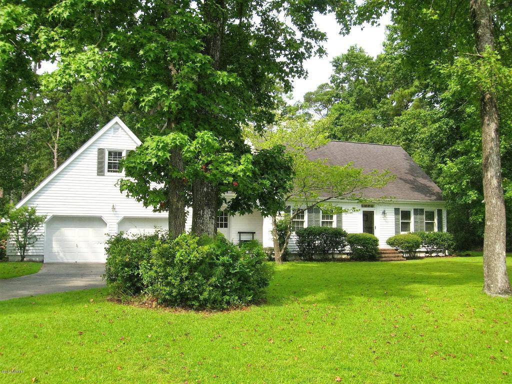 138 N Shore Drive, Beaufort, NC 28516 (MLS #100022396) :: Century 21 Sweyer & Associates
