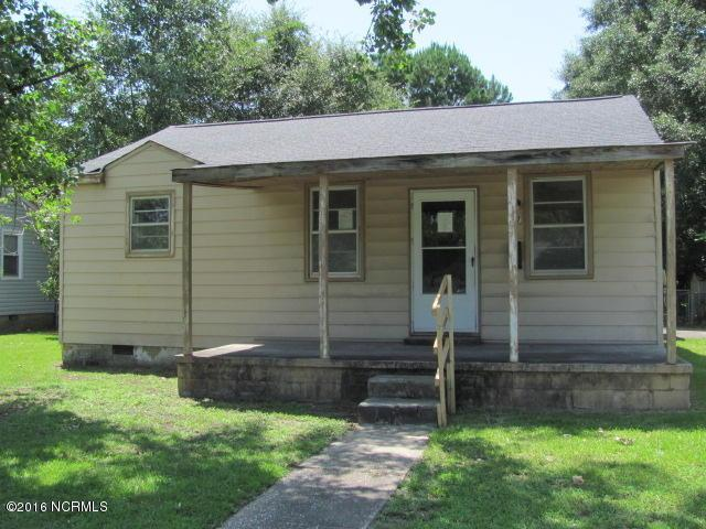 107 Bryan Street, Jacksonville, NC 28540 (MLS #100022431) :: Century 21 Sweyer & Associates