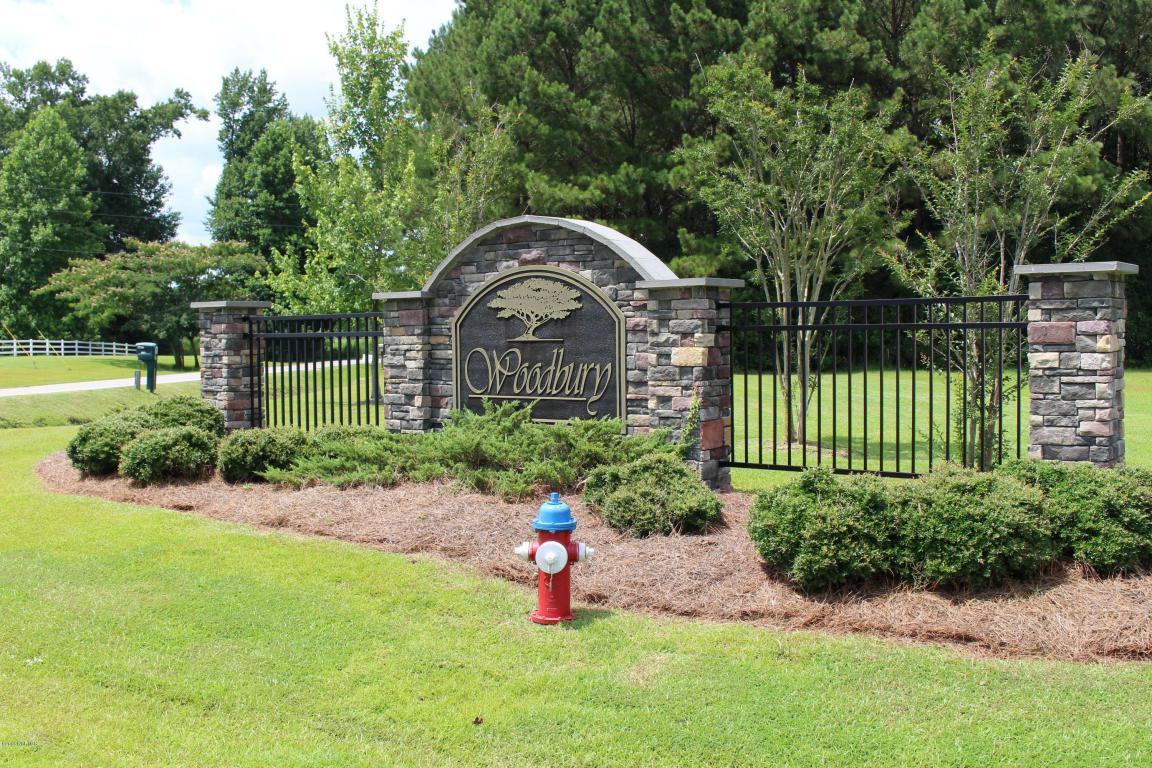 134 Woodbury Farm Drive, Jacksonville, NC 28540 (MLS #100022540) :: Century 21 Sweyer & Associates