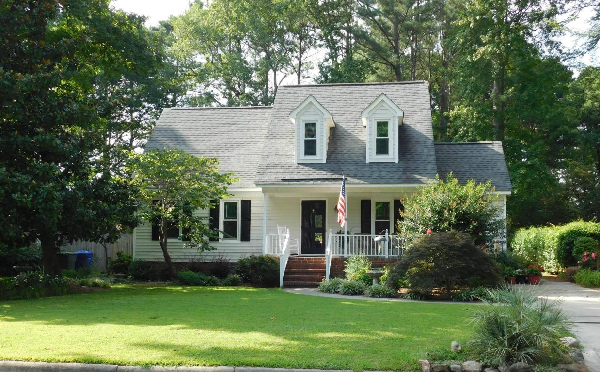 1501 Hollybriar Lane, Greenville, NC 27858 (MLS #100022626) :: Century 21 Sweyer & Associates