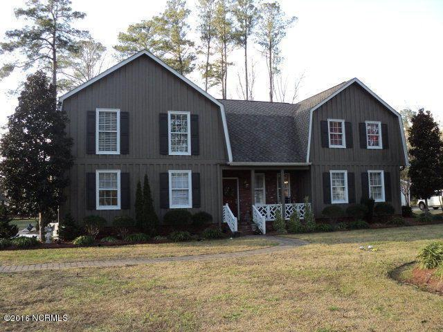 104 Palmer Place, Washington, NC 27889 (MLS #100022840) :: Century 21 Sweyer & Associates