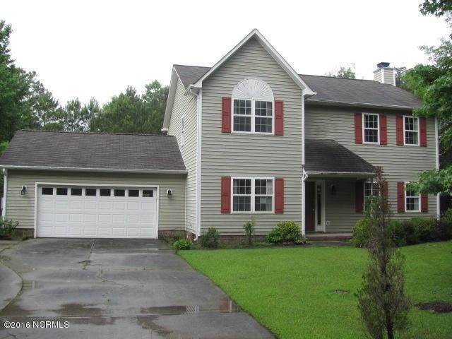 108 Empire Boulevard, Jacksonville, NC 28546 (MLS #100022914) :: Century 21 Sweyer & Associates