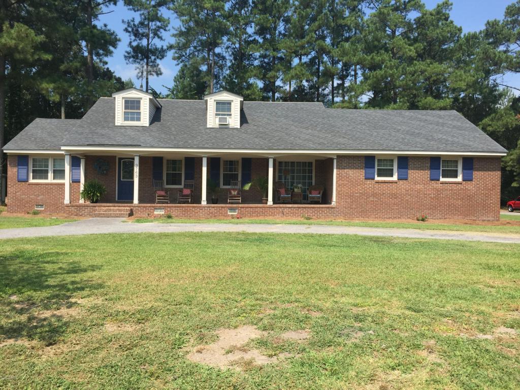 3763 Robinson Street, Bethel, NC 27812 (MLS #100023044) :: Century 21 Sweyer & Associates