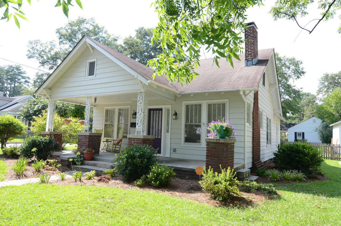 110 Albert Avenue NW, Wilson, NC 27893 (MLS #100023164) :: Century 21 Sweyer & Associates