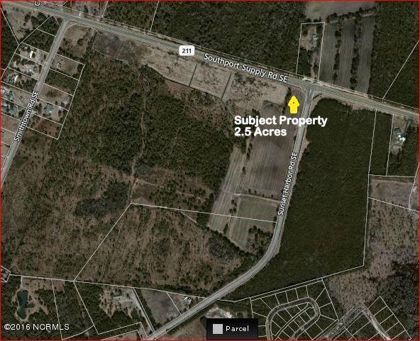 0-2.5 Acres Hwy 211 ,   2.5 Acres Road SE, Bolivia, NC 28422 (MLS #100023188) :: Century 21 Sweyer & Associates