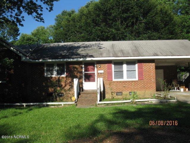 416 Garner Street W, Wilson, NC 27893 (MLS #100023268) :: Century 21 Sweyer & Associates