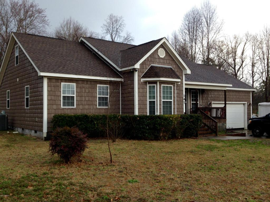 147 Maple Drive, Holly Ridge, NC 28445 (MLS #100023289) :: Century 21 Sweyer & Associates
