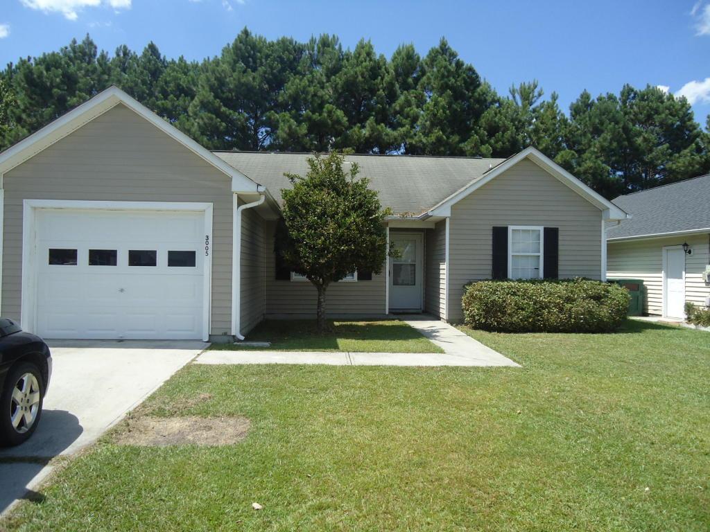 3005 Derby Run Road, Jacksonville, NC 28546 (MLS #100023291) :: Century 21 Sweyer & Associates