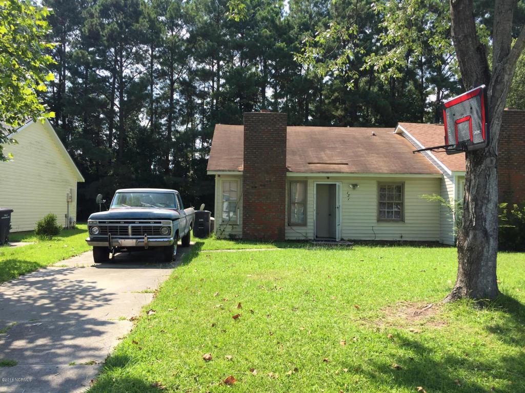 131 Pine Crest Drive, Jacksonville, NC 28546 (MLS #100023366) :: Century 21 Sweyer & Associates