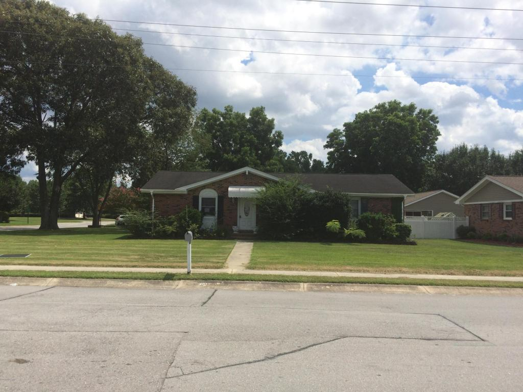 103 Doris Avenue E, Jacksonville, NC 28540 (MLS #100023390) :: Century 21 Sweyer & Associates