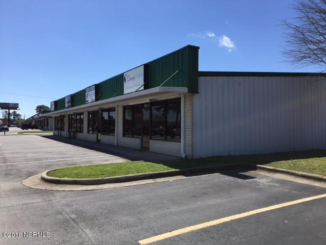 353 Western Boulevard C, Jacksonville, NC 28546 (MLS #100023404) :: Century 21 Sweyer & Associates