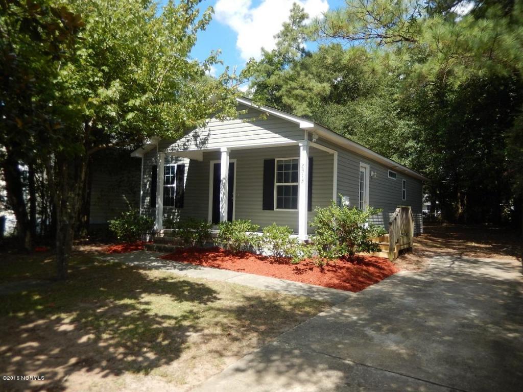 2313 Louisiana Street, Wilmington, NC 28401 (MLS #100023419) :: Century 21 Sweyer & Associates