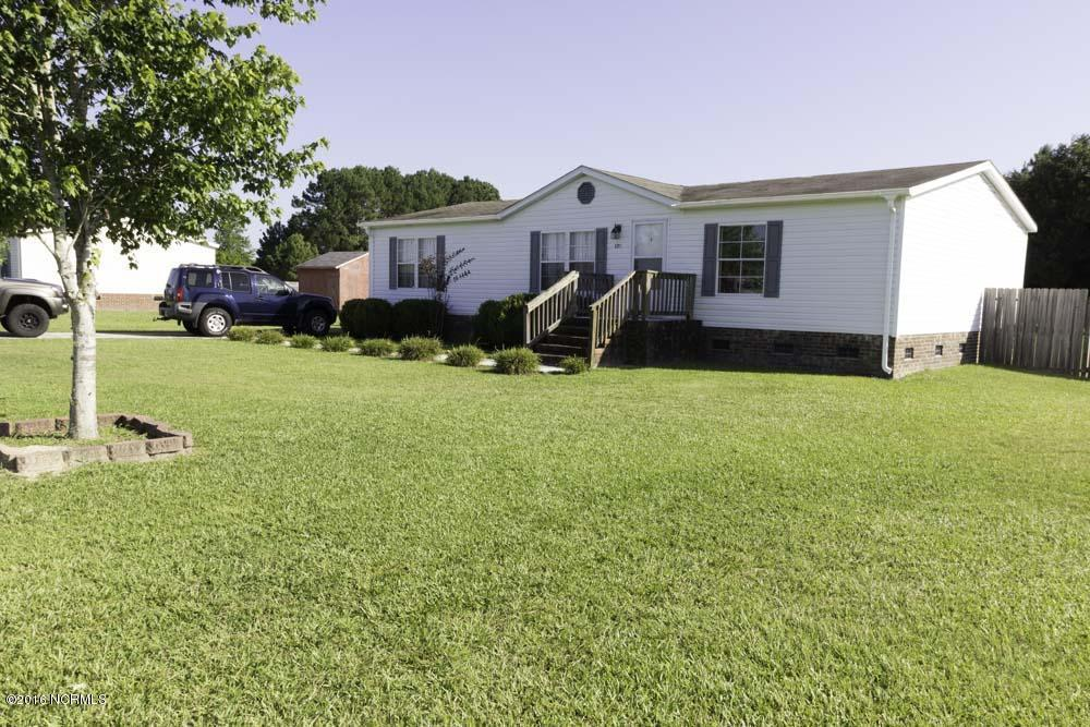 120 Patsy Lane, Hubert, NC 28539 (MLS #100023457) :: Century 21 Sweyer & Associates