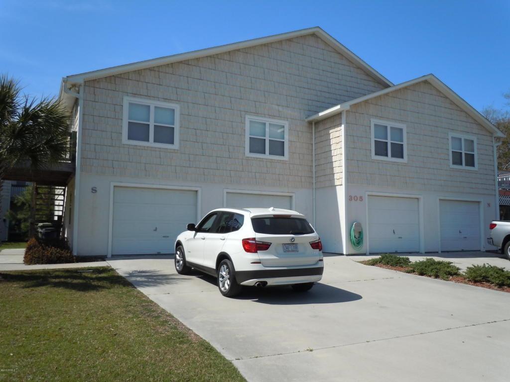 305 Osprey Ridge Drive N, Emerald Isle, NC 28594 (MLS #100023494) :: Century 21 Sweyer & Associates