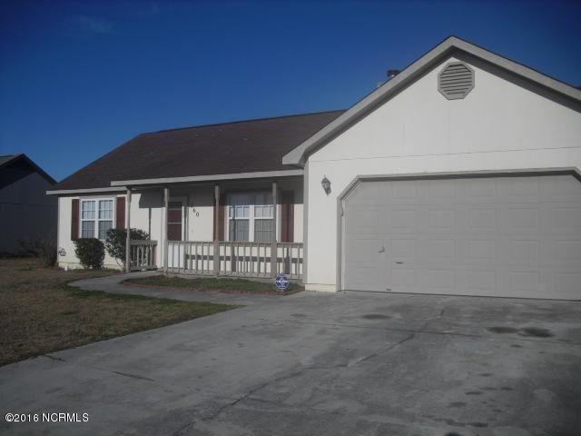 260 Parnell Road, Hubert, NC 28539 (MLS #100023611) :: Century 21 Sweyer & Associates