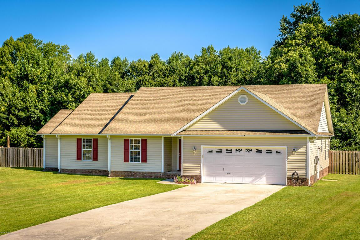 119 Orkney Drive, Jacksonville, NC 28540 (MLS #100023660) :: Century 21 Sweyer & Associates