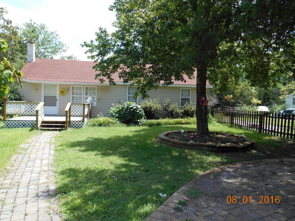 163 Mann Boulevard, Newport, NC 28570 (MLS #100023673) :: Century 21 Sweyer & Associates