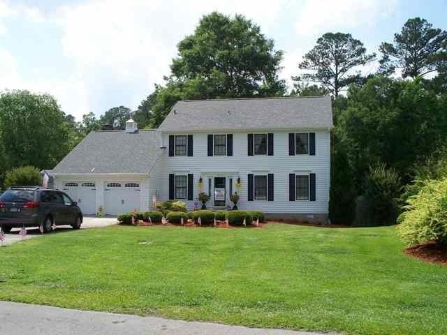 615 Clover Drive, Jacksonville, NC 28546 (MLS #100023768) :: Century 21 Sweyer & Associates