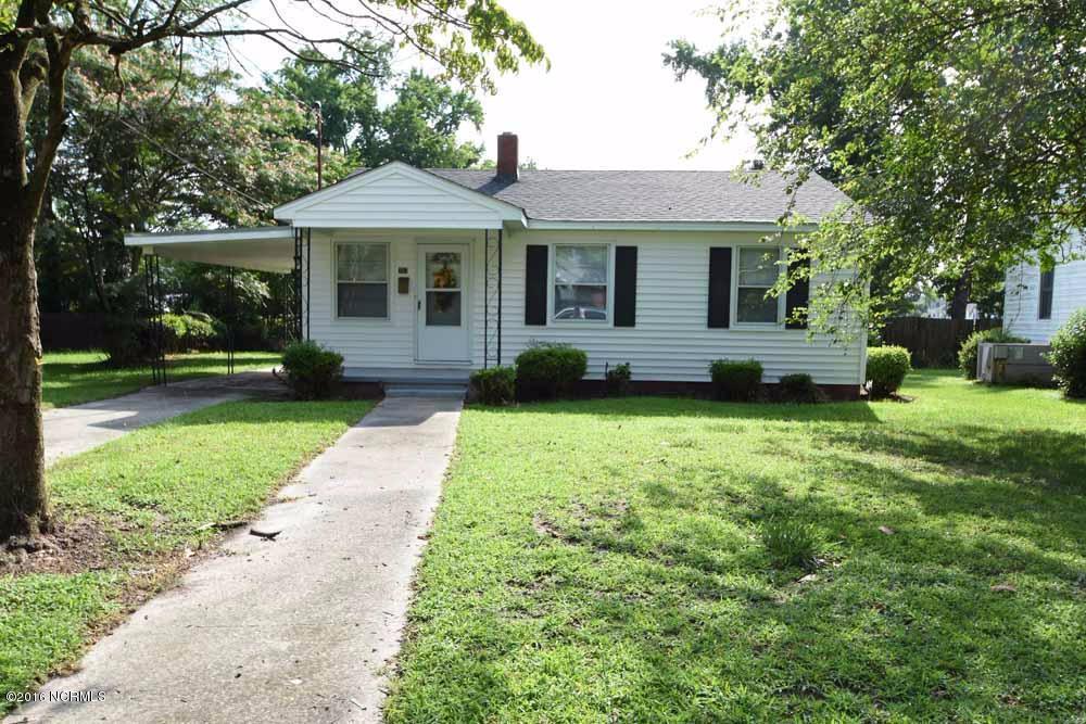 707 Mcdowell Street, Greenville, NC 27834 (MLS #100023788) :: Century 21 Sweyer & Associates
