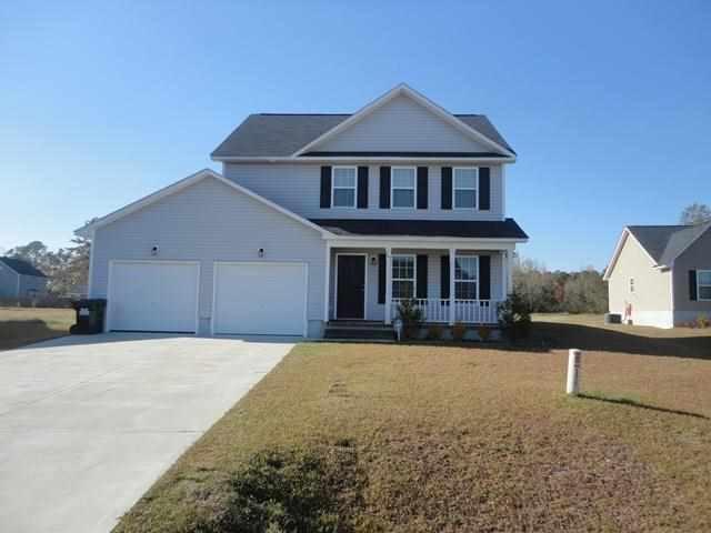 107 Indigo Drive, Maysville, NC 28555 (MLS #100023790) :: Century 21 Sweyer & Associates