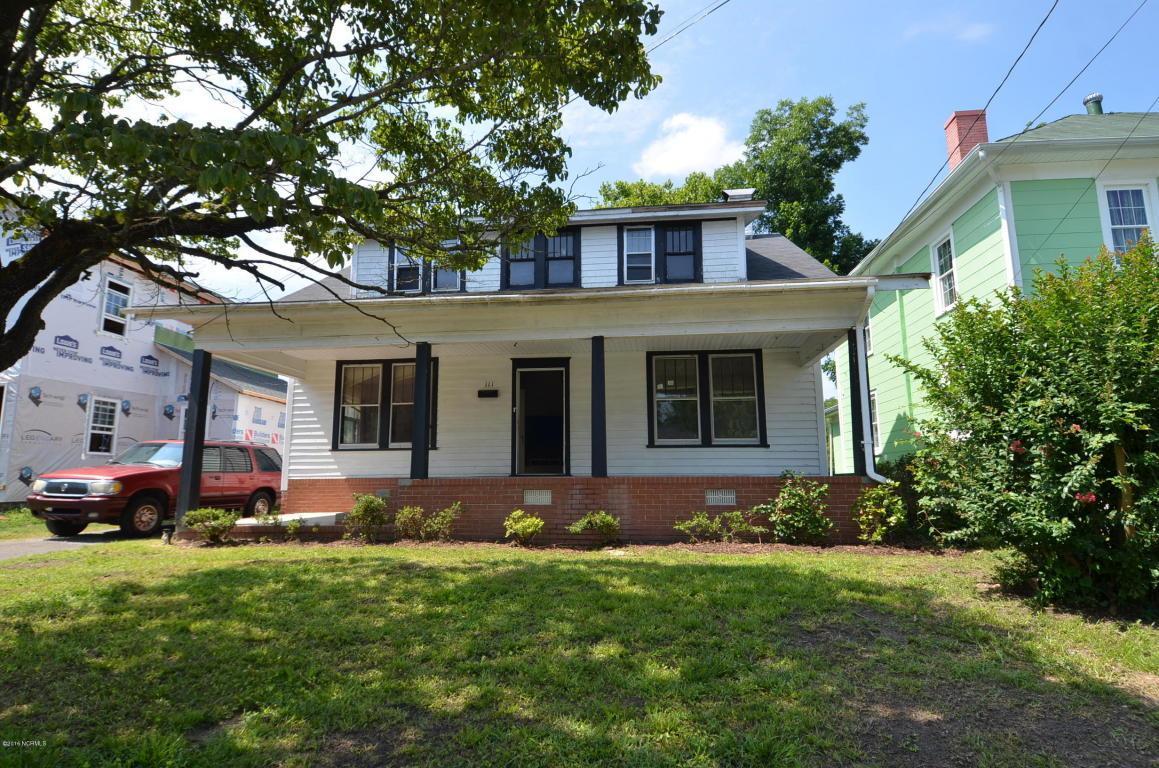 111 E 8th Street, Washington, NC 27889 (MLS #100023813) :: Century 21 Sweyer & Associates
