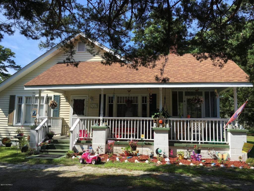 205 Styron Creek Road, Sea Level, NC 28577 (MLS #100023827) :: Century 21 Sweyer & Associates