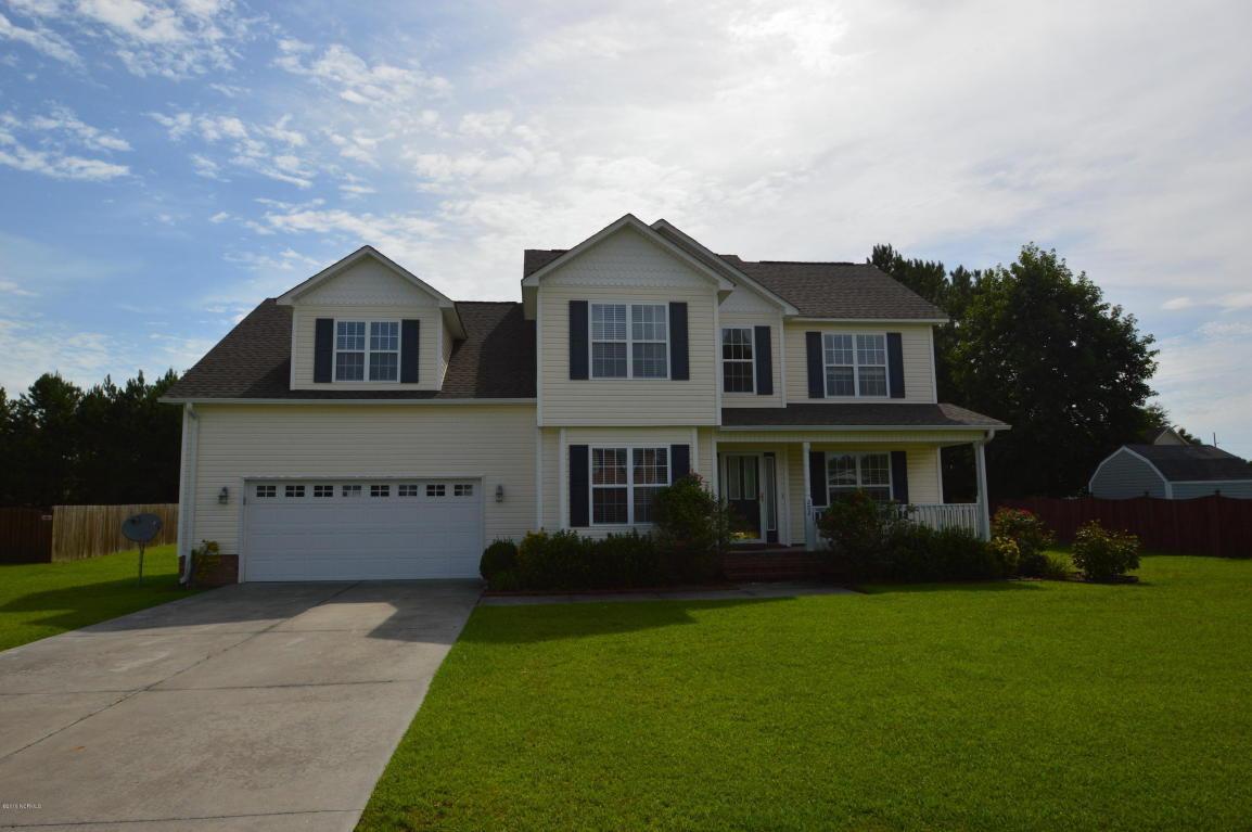 202 Target Lane, Hubert, NC 28539 (MLS #100023834) :: Century 21 Sweyer & Associates