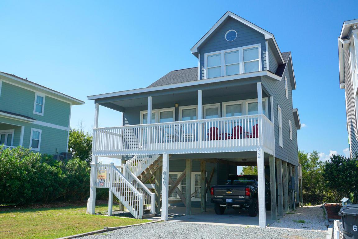 640 Ocean Boulevard W, Holden Beach, NC 28462 (MLS #100023902) :: Century 21 Sweyer & Associates