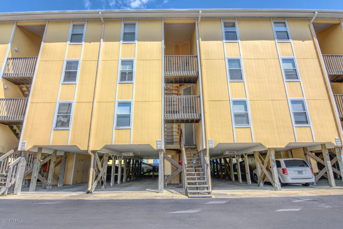 918 N New River Drive #426, Surf City, NC 28445 (MLS #100024073) :: Century 21 Sweyer & Associates