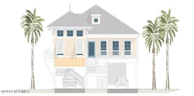110 W Pelican Drive, Oak Island, NC 28465 (MLS #100024174) :: Century 21 Sweyer & Associates