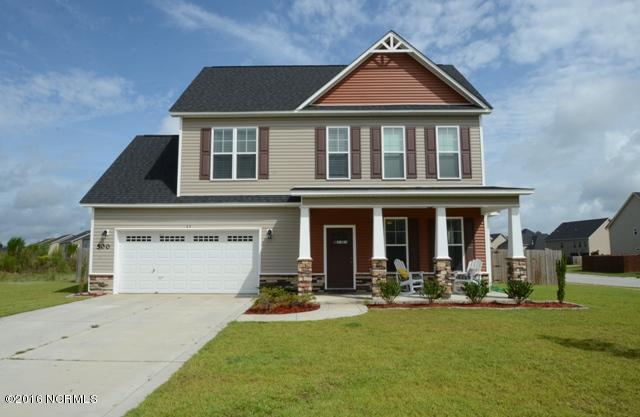 500 New Hanover Trail, Jacksonville, NC 28546 (MLS #100024268) :: Century 21 Sweyer & Associates